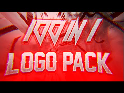 100 IN 1 LOGO CONCEPT PACK | THX FOR 1K | PACK AND EDITS BY: MNKZARTZ | 60 FPS |