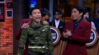 Ahmad Bustomi Penonton Spesial yang Takut Bermain dalam Kuyang