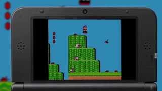 Super Mario Bros. 2: Virtual Console release trailer