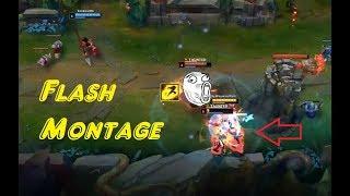 Flash Montage ♥ Lol Pro Plays ♥ s2 Gió s2