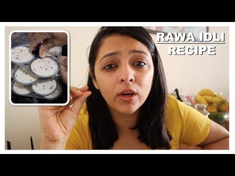 घर-में-बनाएं-रवा-इडली- -home-made-rawa-idli-recipe-for-kids