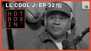 LL Cool J | Hotboxing with Mike Tyson | Ep 32
