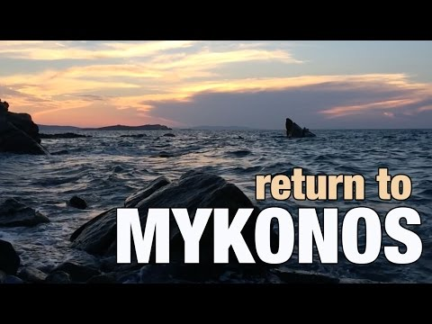 return to MYKONOS, GREECE - HD