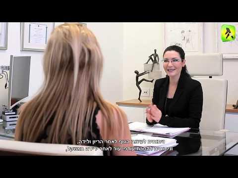 """הכירו את המרכז הבינ""""ל לעיצוב הגוף והפנים - ד""""ר טלי פרידמן"""