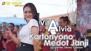 Vita Alvia - Kartonyono Medot Janji | ONE NADA Live KALIGESING