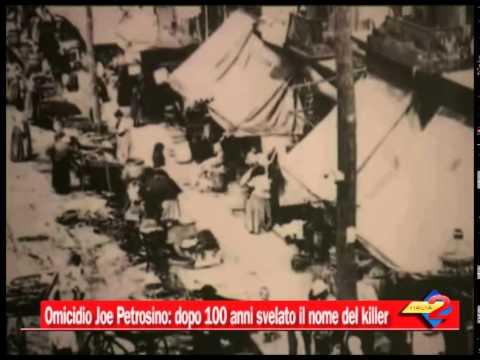 Omicidio Joe Petrosino : dopo 100 anni svelato il nome del killer