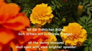 """Robert Schumann: """"Liebesbotschaft"""", Op. 36, No. 6"""