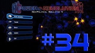 Geopolitical Simulator 4 (Brasil) - ATACANDO PARIS COM TUDO!!! #34 (Gameplay/PTBR)HD