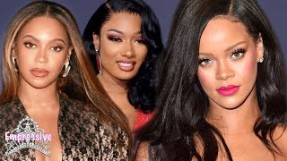 Rihanna dragged for not releasing a new album | Beyonce and Megan Thee Stallion will collaborate?
