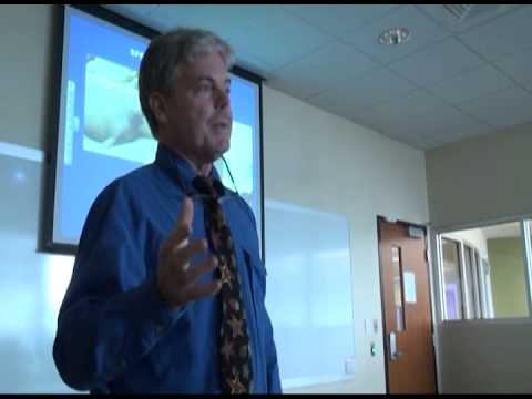 "James McClintock: Haddin Lecture on ""Lost Antarctica"""