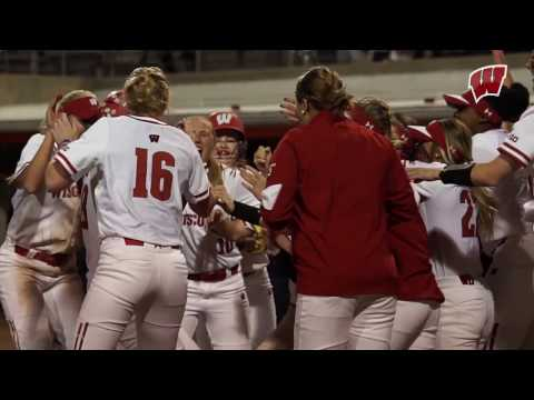 Wisconsin Softball: Highlights from the Minnesota and Michigan series