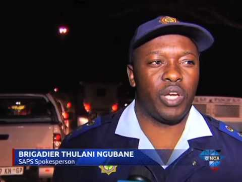 Platinum belt combed in Marikana raid