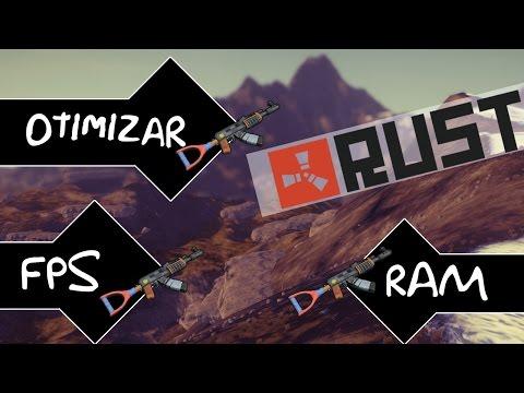 Rust - Como otimizar seu jogo, fps e memória ram 2017