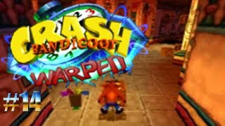 Doble gema en la esfinge/Crash Bandicoot: Warped #14