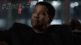 """THE EQUALIZER 2 - NBA Finals Spot – """"The Pitch"""""""