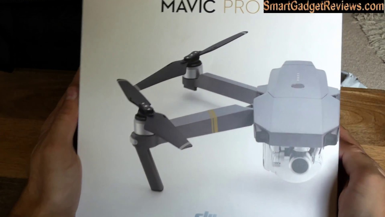 DJI Mavic Pro Firmware Software Upgrade