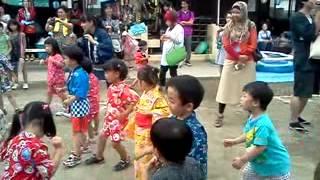 夏祭りon ninomiya daycare.
