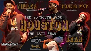 The Houston House of Blues Late Show ft. Z-Ro