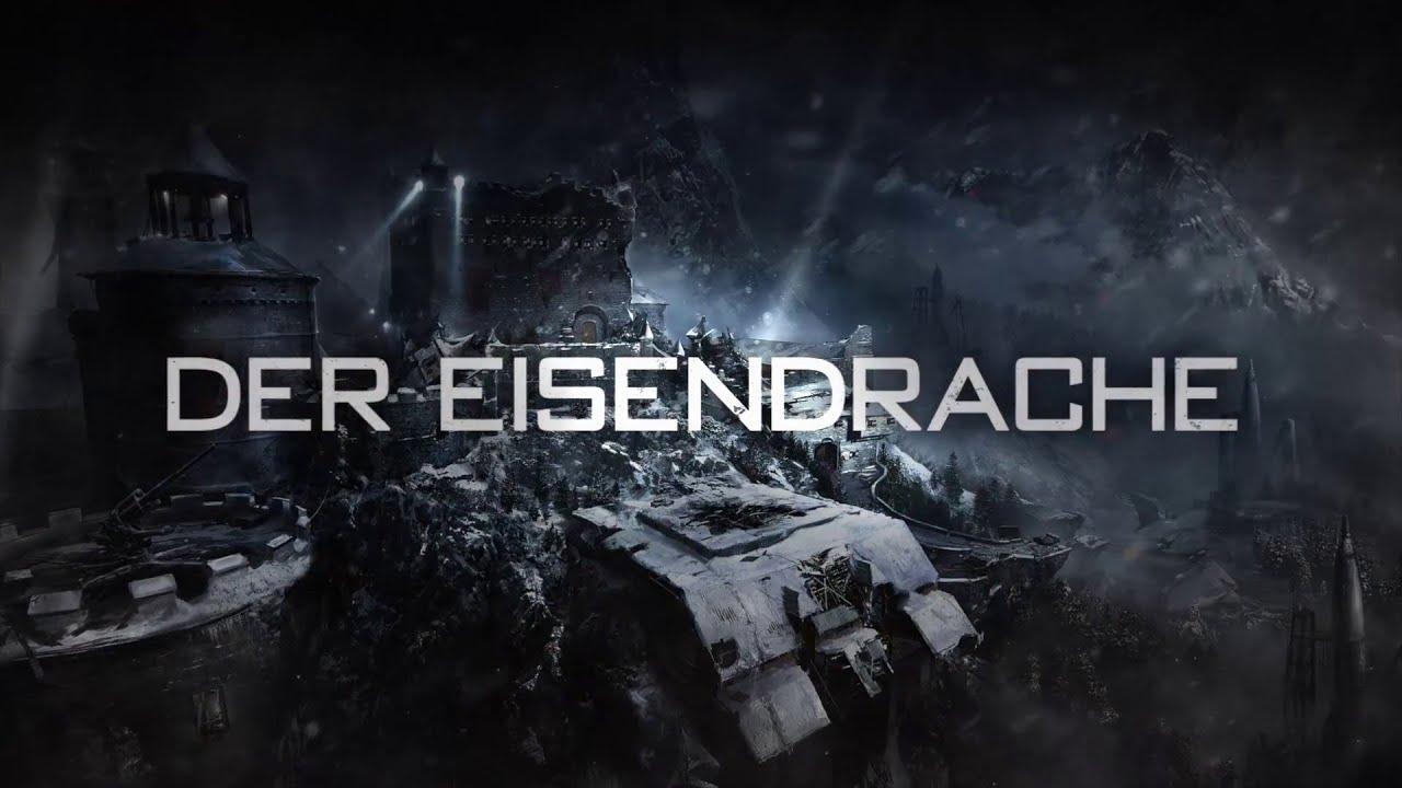 Black Ops 3 Zombies Der Eisencrache 1st Attempt 3 Bears Easter Egg