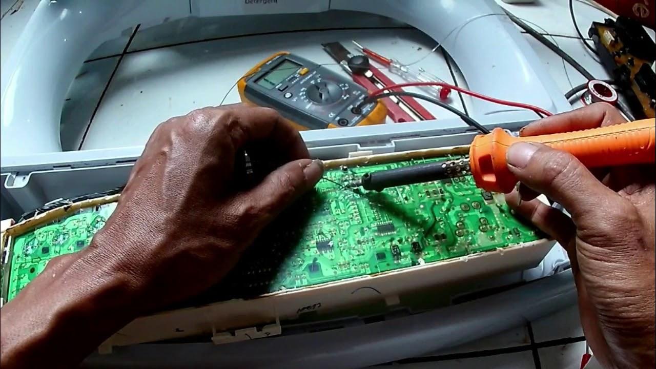 Harga Motor Drain Mesin Cuci Samsung Wa70v4