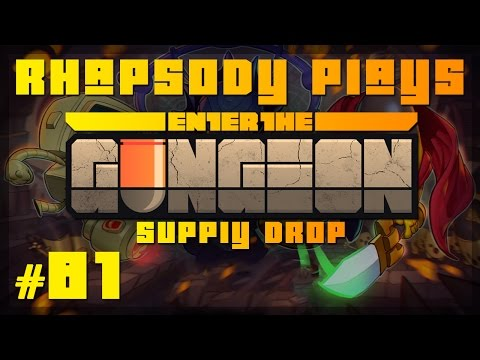 Let's Play Enter the Gungeon Supply Drop: Purchasing Power - Episode 81