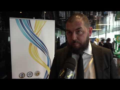 Alexander Axén är trött på frågorna om hans AIK-tatuering