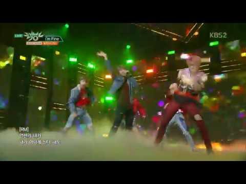 [뮤직뱅크 컴백무대] BTS(방탄소년단) I'm Fine