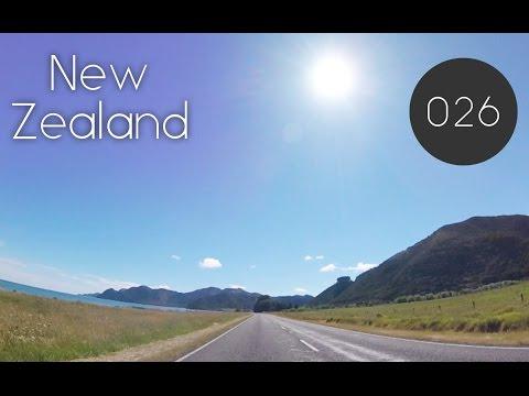 NZ[026] Drive State Highway 35 Part1 - East Coastline 2016/12/03