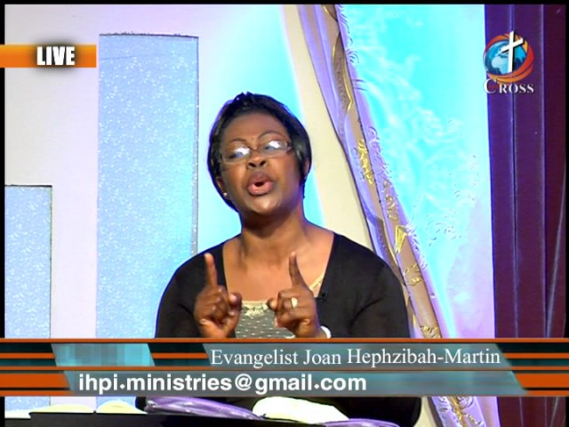 In His Presence Joan Hephzibah-Martin 07-25-2017
