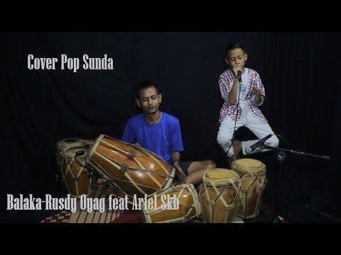 Balaka - Solo Kendang Rusdy Oyag Feat Ariel Skb