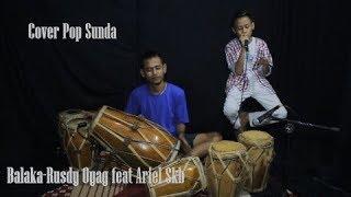Gambar cover Balaka - Solo Kendang Rusdy Oyag feat Ariel Skb