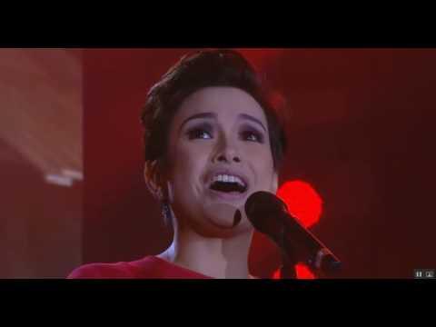 Lea Salonga sings On My Own at Lytham Festival 2017