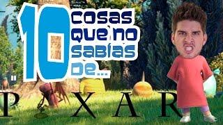 10 Cosas de Pixar por Pepe Arch / Molcajete