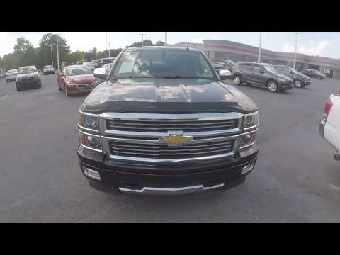Walkaround Review of 2015 Chevrolet Silverado R5172