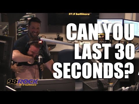 Can You Last 30 Seconds:  Nipple Play