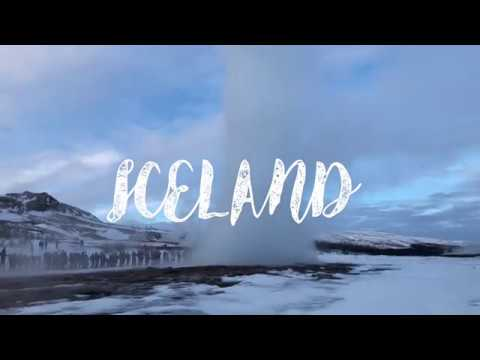 Iceland Travel Video 2018