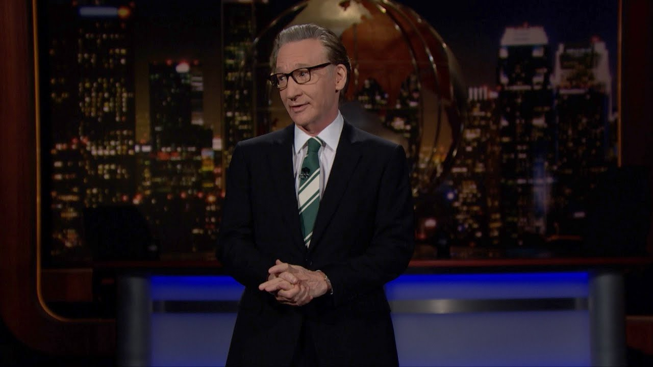 Monologue: Riches for Snitches | Real Time with Bill Maher (HBO)