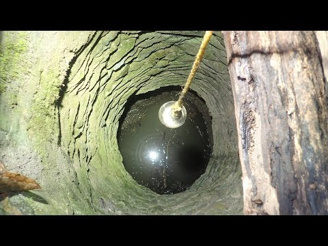 Magnet Fishing The Creepy Well In The Woods