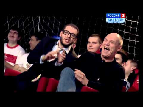 Александр Бубнов в шоу «Удар головой».Лучшее