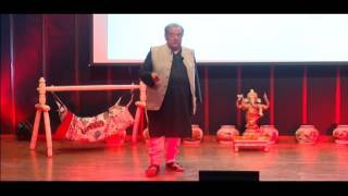 Speeding Up Human Development to Minimize Climate Change | Dr. Ashok Khosla | TEDxNirmaUniversity