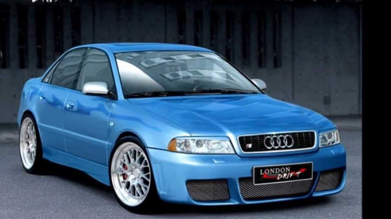 audi a4 b5 tuning body kit youtube. Black Bedroom Furniture Sets. Home Design Ideas