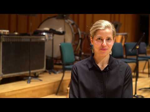 Conductor Karina Canellakis on this weekend's concert