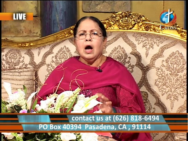 The Light of the Nations  Rev. Dr. Shalini Pallil 07-02-2018  indian