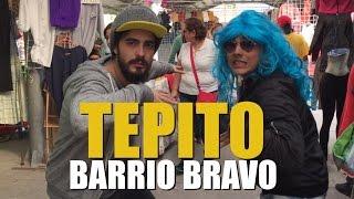 Conociendo Tepito! El Barrio Bravo!
