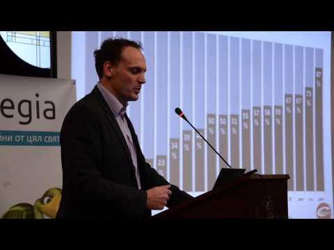 Wim Degezelle (CENTR), Domain Forum 2012