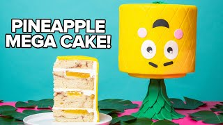 My Twist On Pineapple Upside Down Cake   How To Cake It