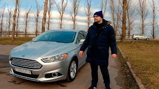 Обзор Ford Fusion (Ford Mondeo).  Автомобиль с одноразовыми моторами?