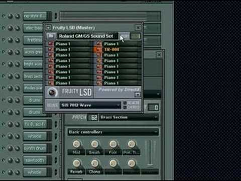 HOW TO OPEN AND PLAY MIDI FILES IN FL FAST AND EASY