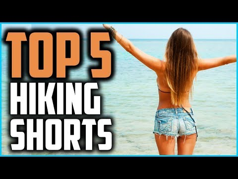 Top 5 Best Hiking Shorts for Women in 2020