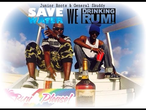 (Antigua Carnival 2016 Soca Music) Junior Joots & General Skuddy - Drinking Rum
